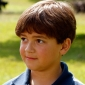 Dustin Powers Jr. played by Ethan Alexander McGee