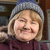 Babe Smith (Aunt Babe) played by Annette Badland Image