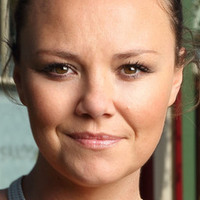 Janine played by Charlie Brooks