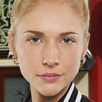 Nancy Carter played by Maddy Hill