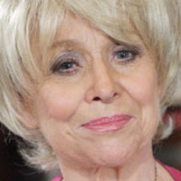 Peggy Mitchell played by Barbara Windsor