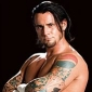 C.M. Punk played by CM Punk