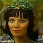 Princess Cleopatra played by Jane Elliot