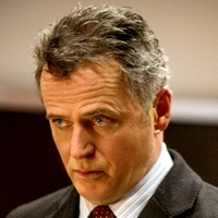 Captain Thomas Gregson played by Aidan Quinn
