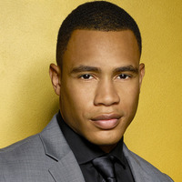 Andre Lyon played by Trai Byers