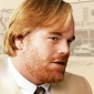 Charlie Mayne played by Philip Seymour Hoffman