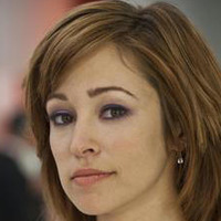 Lizzie Grant played by Autumn Reeser