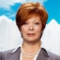 Eva Thorne played by frances_fisher