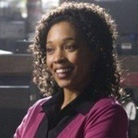 Grace Monroe played by Tembi Locke