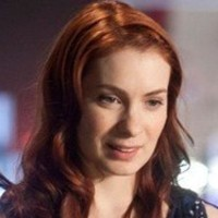 Holly Marten played by Felicia Day