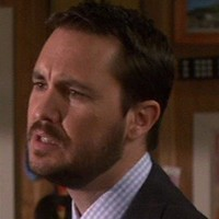 Isaac Parrishplayed by Wil Wheaton