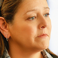 Dr. Sam Barton played by Camryn Manheim