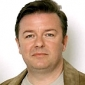 Andy Millmanplayed by Ricky Gervais