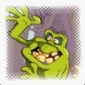 Slimer Extreme Ghostbusters