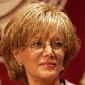 Herself - Anchor played by Lesley Stahl Image