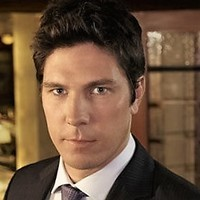 Justin Patrick played by Michael Trucco