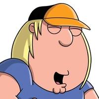 Chris Griffin played by Seth Green