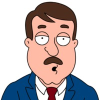 Tom Tucker Family Guy