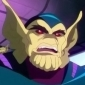 Super-Skrull played by Mark Oliver