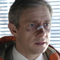 Lester Nygaard played by Martin Freeman