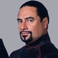Captain Bialar Crais played by Lani John Tupu