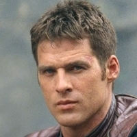John Crichton played by Ben Browder