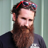 Aaron Kaufman played by Aaron Kaufmann