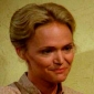 Mae Woodward played by Katherine Cannon