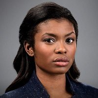 Analyst Kristen Chazal played by Ebonee Noel