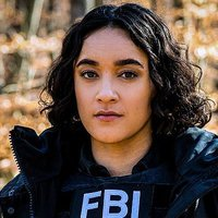 Hana Gibson played by Keisha Castle-Hughes