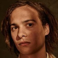 Nick Clark played by Frank Dillane