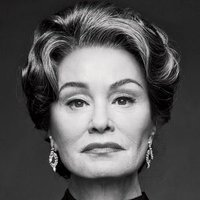 Joan Crawford played by Jessica Lange