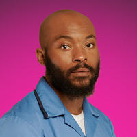 Sam played by Arinze Kene Image