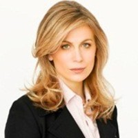 Olivia Benford played by Sonya Walger