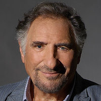 Abe played by Judd Hirsch