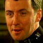 Sergeant Ian Brooke played by Jay Simpson