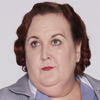 Flo Chakowitz played by Sharron Matthews