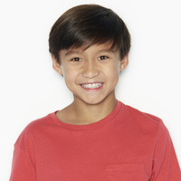 Emery Huang played by Forrest Wheeler