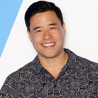 Louis Huang played by Randall Park