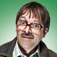 Jim played by Mark Heap