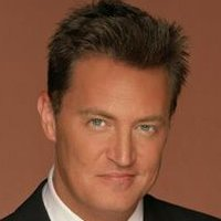 Chandler Bing played by Matthew Perry