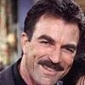Dr. Richard Burke played by Tom Selleck