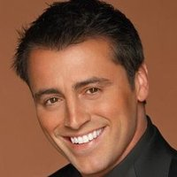 Joey Tribbiani played by Matt LeBlanc