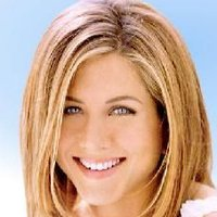 Rachel Green played by Jennifer Aniston