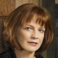 Nina Sharp played by Blair Brown