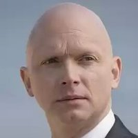 The Observer played by Michael Cerveris