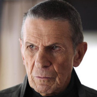 William Bell played by Leonard Nimoy