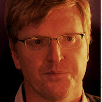 Professor Tanner played by Jake Busey