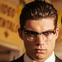 Richie Gecko played by Zane Holtz