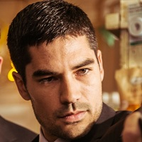 Seth Gecko played by D.J. Cotrona